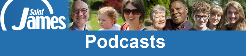 St James Church Gerrards Cross and Fulmer Podcasts